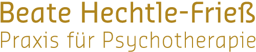 Beate Hechtle-Frieß Logo in Gold